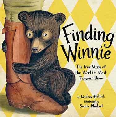 Caldecott Medal Winner 2016 - Finding Winnie