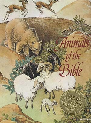 Caldecott Books 1938 - Animals of the Bible