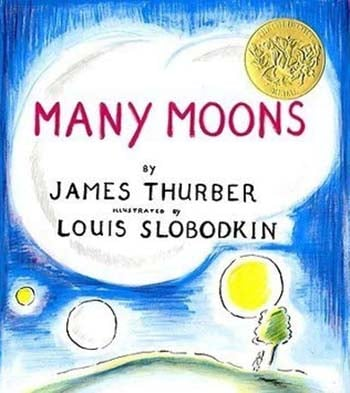 Caldecott Winners 1944 - Many Moons