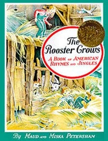 Caldecott Books 1946 - The Rooster Crows