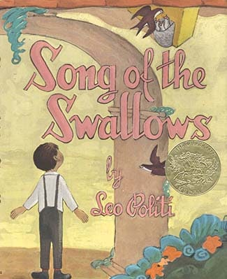 Caldecott Winners 1950 - Song of the Swallows