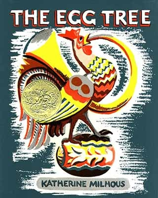 Caldecott Books 1951 - The Egg Tree