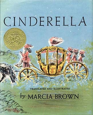 Caldecott Books 1955 - Cinderella