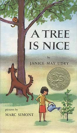 Caldecott Books 1957 - A Tree Is Nice