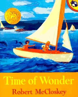 Caldecott Books 1958 - Time of Wonder