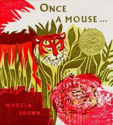 Caldecott Winners 1962 - Once A Mouse