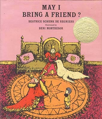 Caldecott Winners 1965 - May I Bring A Friend