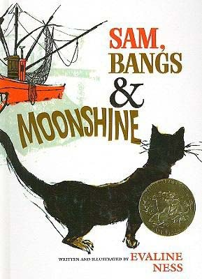Caldecott Books 1967 - Sam, Bangs, and Moonshine