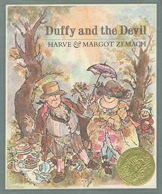 Caldecott Books 1974 - Duffy and the Devil