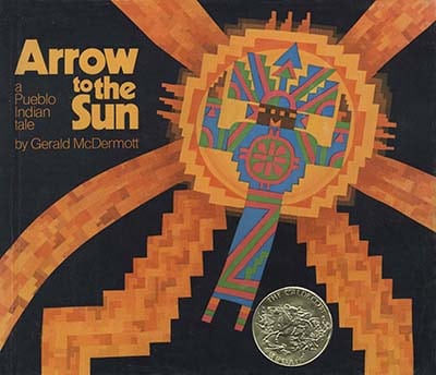 Caldecott Books 1975 - Arrow to the Sun