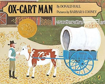 Caldecott Winners 1980 - Ox-Cart Man
