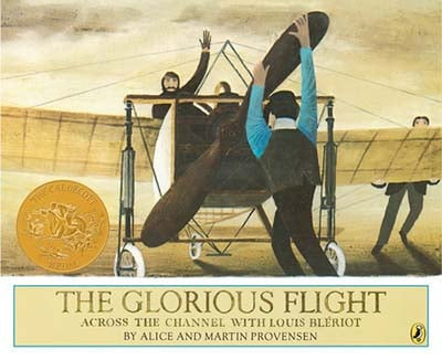 Caldecott Winners 1984 - The Glorious Flight