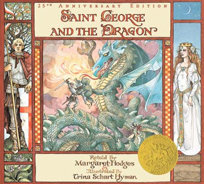 Caldecott Winners 1985 - Saint George and the Dragon