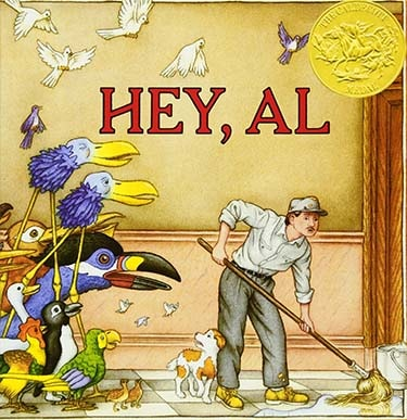 Caldecott Winners 1987 - Hey Al