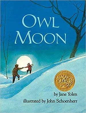 Caldecott Winners 1988 - Owl Moon