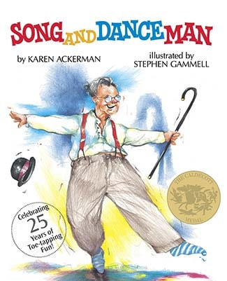 Caldecott Winners 1989 - Song and Dance Man