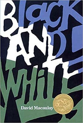 Caldecott Winners 1991 - Black and White
