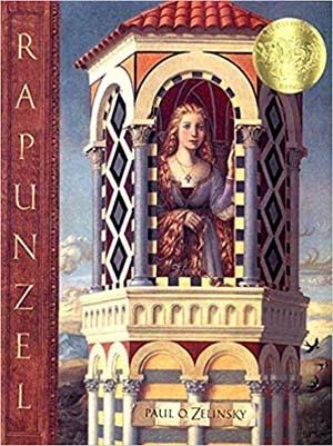 Caldecott Books 1998 - Rapunzel