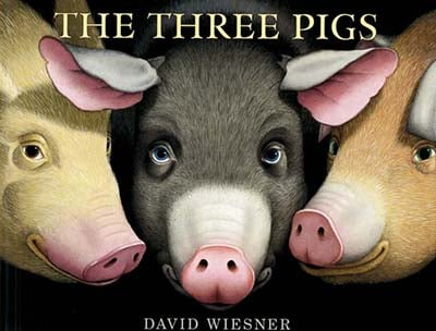 Caldecott Books 2002 - The Three Pigs