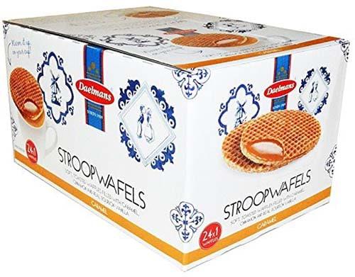 Gifts for Gluten Lovers - Stroopwafel & Coffee