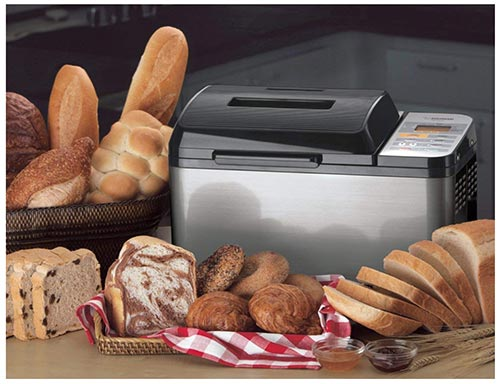 Gifts for Gluten Lovers - Bread Maker