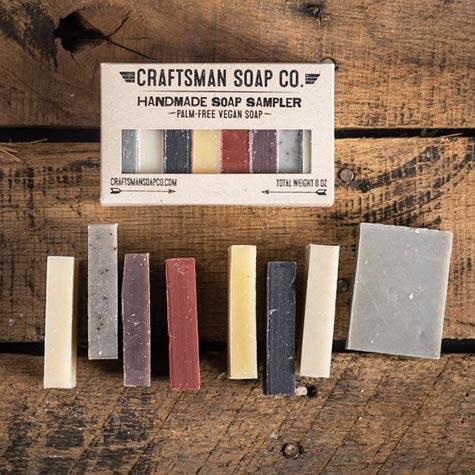 Gifts for Gluten Lovers - Beer Soap Sampler